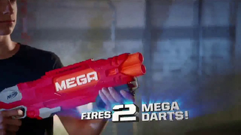 Nerf Mega Doublebreach TV Spot, 'Double the Blasting' - Thumbnail 2
