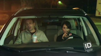 Sonic Drive-In TV Spot, 'Investigation Discovery: Stakeout' - 24 commercial airings