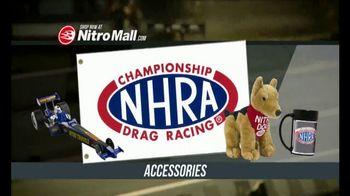NitroMall.com TV Spot, 'NHRA Gear' - 81 commercial airings