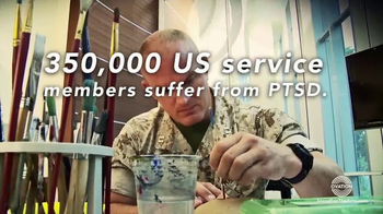 Stand for the Arts TV Spot, 'Healing PTSD for Veterans' - Thumbnail 2