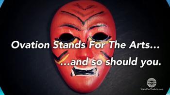 Stand for the Arts TV Spot, 'Healing PTSD for Veterans' - Thumbnail 5