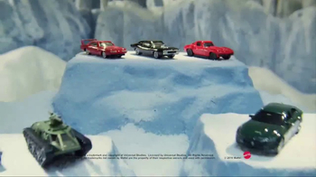 Fast & Furious Frozen Missile Attack TV Spot, 'Ice the Bad Guys' - Thumbnail 9