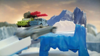 Fast & Furious Frozen Missile Attack TV Spot, 'Ice the Bad Guys' - Thumbnail 3