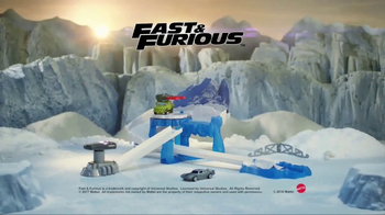 Fast & Furious Frozen Missile Attack TV Spot, 'Ice the Bad Guys' - Thumbnail 8