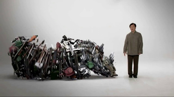 WildAid TV Spot, 'Tools of the Trade' Featuring Jackie Chan - Thumbnail 5