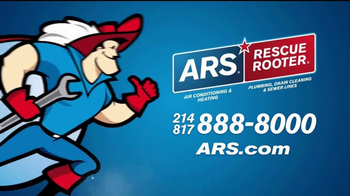 ARS Rescue Rooter TV Spot, 'A/C & Heating Hassles' - Thumbnail 2