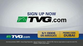TVG Network Money Back Special TV Spot, 'Arrogate' - Thumbnail 9