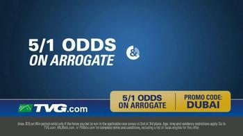 TVG Network Money Back Special TV Spot, 'Arrogate' - Thumbnail 7