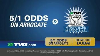 TVG Network Money Back Special TV Spot, 'Arrogate' - Thumbnail 8