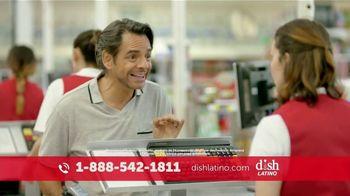 DishLATINO TV Spot, 'Supermercado: Canales' con Eugenio Derbez,  canción de Periko & Jessi Leon [Spanish] - Thumbnail 4