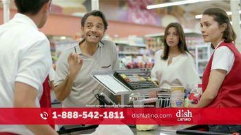 DishLATINO TV Spot, 'Supermercado: Canales' con Eugenio Derbez,  canción de Periko & Jessi Leon [Spanish] - Thumbnail 5