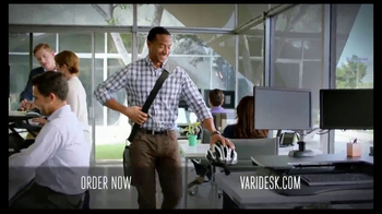 Varidesk TV Spot, 'The Movement Movement'