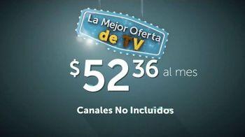 DishLATINO Precio Fijo TV Spot, 'Sin cambios' con Eugenio Derbez [Spanish]