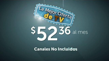 DishLATINO Precio Fijo TV Spot, 'Sin cambios' con Eugenio Derbez [Spanish] - 1091 commercial airings