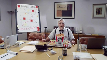 KFC Family Fill Up TV Spot, 'Everyday Business Person' Feat. Norm Macdonald - Thumbnail 1