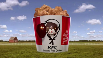 KFC Family Fill Up TV Spot, 'Everyday Business Person' Feat. Norm Macdonald - Thumbnail 8