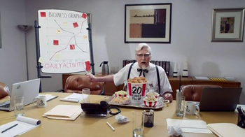 KFC Family Fill Up TV Spot, 'Everyday Business Person' Feat. Norm Macdonald - Thumbnail 3