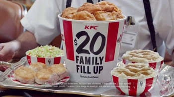 KFC Family Fill Up TV Spot, 'Everyday Business Person' Feat. Norm Macdonald - Thumbnail 4