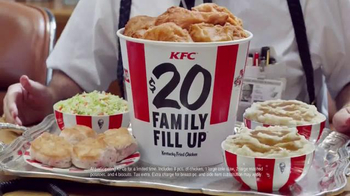 KFC Family Fill Up TV Spot, 'Everyday Business Person' Feat. Norm Macdonald - Thumbnail 5