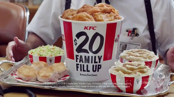 KFC Family Fill Up TV Spot, 'Everyday Business Person' Feat. Norm Macdonald - Thumbnail 6