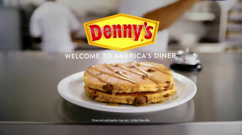 Denny's Pumpkin Pecan Pie Pancakes TV Spot, 'Autumn Alliteration' - Thumbnail 10