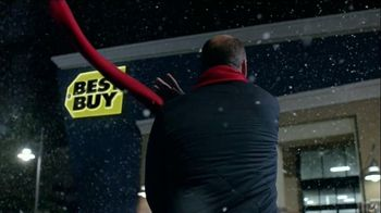 Best Buy TV Spot, 'Win the Holidays at Best Buy: Steve' - Thumbnail 1