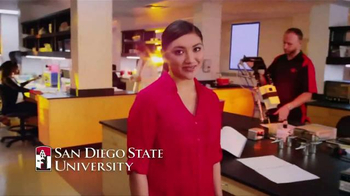 San Diego State University TV Spot, 'Asking Questions' - Thumbnail 2