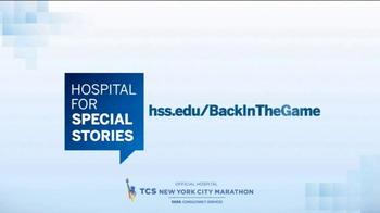 Hospital for Special Surgery TV Spot, 'HSS & Great Comebacks' - Thumbnail 9