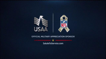 USAA TV Spot, 'Salute to Service: Military Challenge Coin' - Thumbnail 9