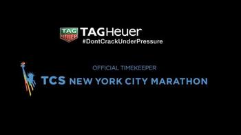 TAG Heuer TV Spot, 'New York City Marathon' - Thumbnail 8