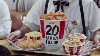 KFC $20 Family Fill Up TV Spot, 'Business Colonel' Featuring Norm Macdonald - Thumbnail 6