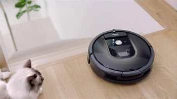 iRobot Roomba 980 TV Spot, 'Here to Help' - Thumbnail 4