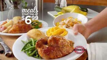 Boston Market Rotisserie Chicken TV Spot, 'Holiday Experts'