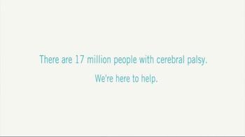 Cerebral Palsy Foundation TV Spot, 'Just Say Hi' Featuring Gayle King - Thumbnail 7