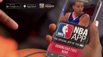 NBA App TV Spot, 'After Practice' - Thumbnail 6