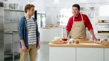Papa John's Players' Choice Pizzas TV Spot, 'Pizza Ball' Ft. Peyton Manning - Thumbnail 3