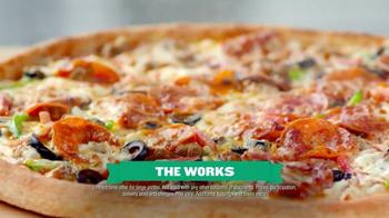 Papa John's Players' Choice Pizzas TV Spot, 'Pizza Ball' Ft. Peyton Manning - Thumbnail 8
