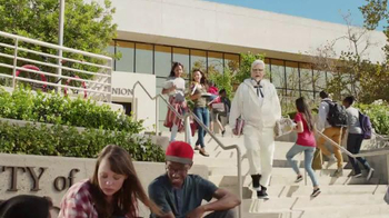 KFC $5 Fill Ups TV Spot, 'Student Colonel' Featuring Norm Macdonald - Thumbnail 1