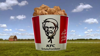 KFC $5 Fill Ups TV Spot, 'Student Colonel' Featuring Norm Macdonald - Thumbnail 10