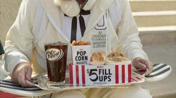 KFC $5 Fill Ups TV Spot, 'Student Colonel' Featuring Norm Macdonald - Thumbnail 5