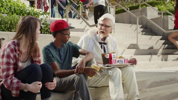 KFC $5 Fill Ups TV Spot, 'Student Colonel' Featuring Norm Macdonald