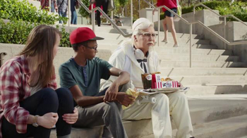 KFC $5 Fill Ups TV Spot, 'Student Colonel' Featuring Norm Macdonald - Thumbnail 9