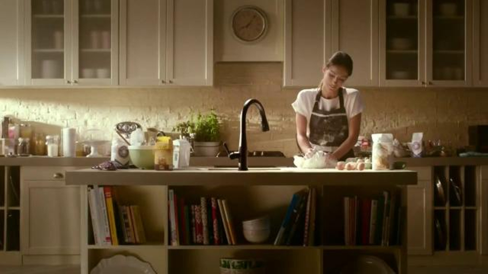 Delta Faucet TV Commercial, 'Here's to the Mess Makers' Song by Vance Joy