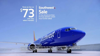 Southwest Airlines TV Spot, 'Nothing Up Our Sleeves' - 116 commercial airings