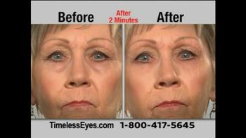 Phenix Timeless Eyes TV Spot, 'Diminish Dark Circles' Feat. Gina Rivera - Thumbnail 7