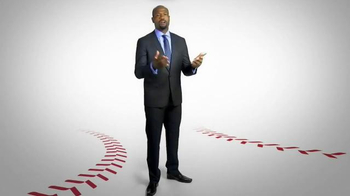 MLB At Bat App TV Spot, '2015 Postseason' Featuring Harold Reynolds - Thumbnail 1