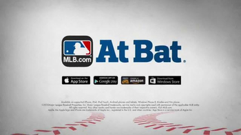 MLB At Bat App TV Spot, '2015 Postseason' Featuring Harold Reynolds - Thumbnail 8