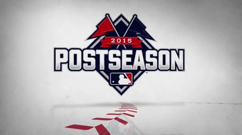 MLB At Bat App TV Spot, '2015 Postseason' Featuring Harold Reynolds - Thumbnail 6