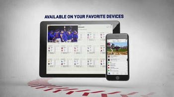 MLB At Bat App TV Spot, '2015 Postseason' Featuring Harold Reynolds - Thumbnail 7