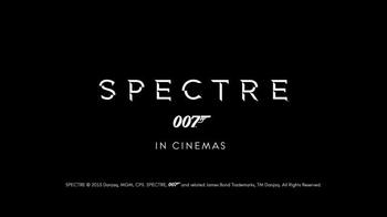 OMEGA Seamaster 300 TV Spot, 'Spectre: Revealing the 007 Watch' - Thumbnail 9